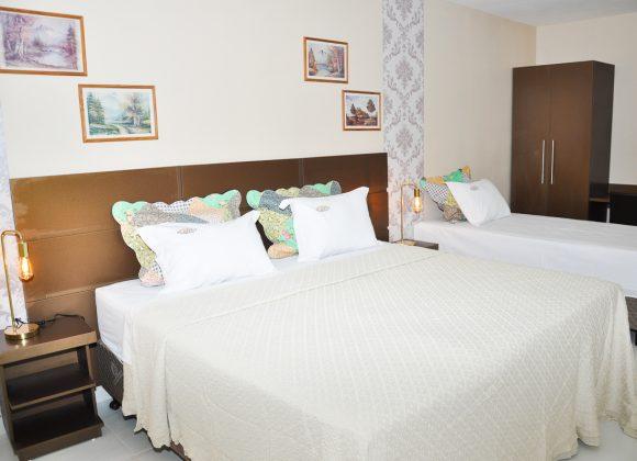 Apartamento De luxe triplo